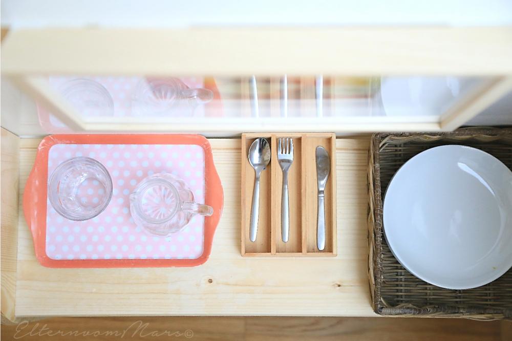 Кухонные принадлежности ребёнка