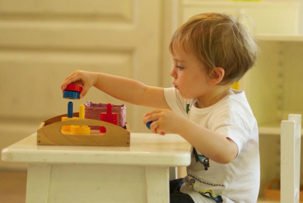 развитие трёхлетнего ребёнка