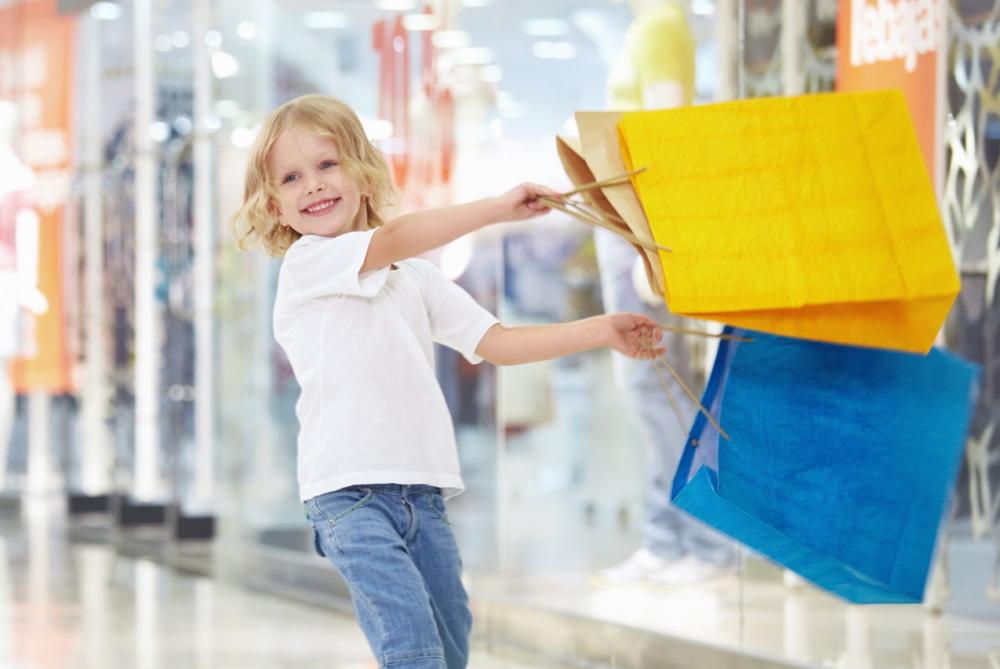 дети и разумное потребление