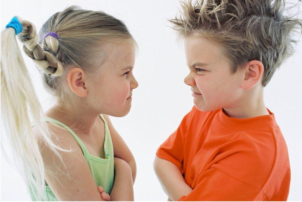 5 способов уладить конфликты между детьми