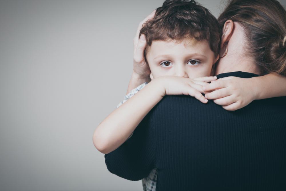 Как помочь ребёнку справиться со смертью близкого человека