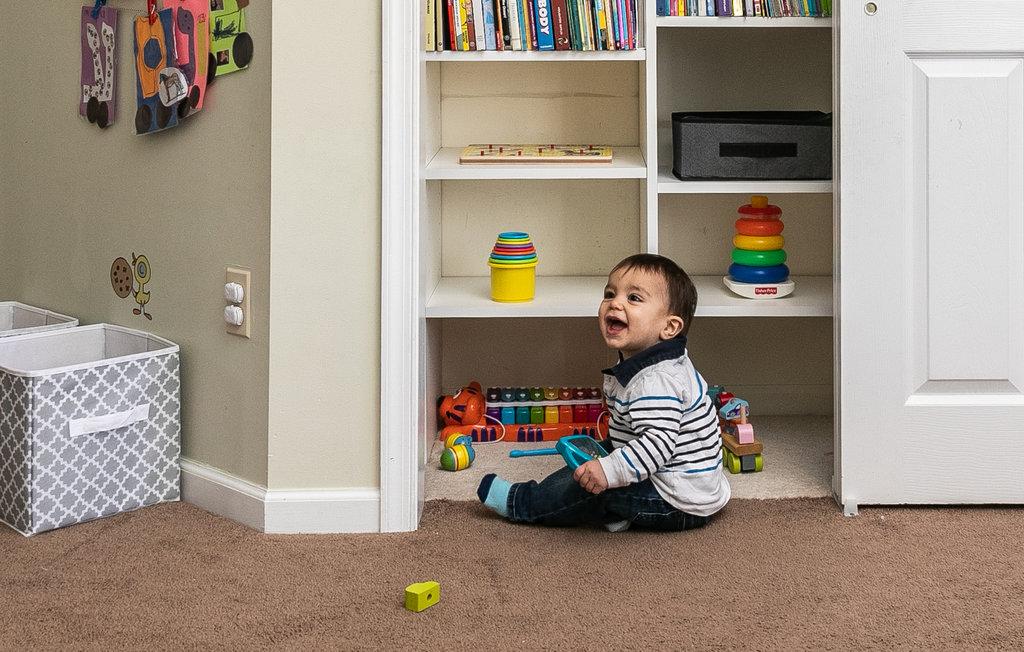 Ребёнок и его игрушки