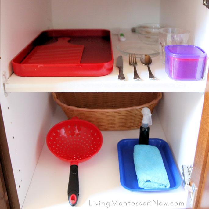 Кухонные принадлежности для ребёнка