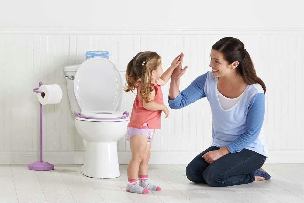 Как научить ребёнка ходить нагоршок: пошаговое руководство