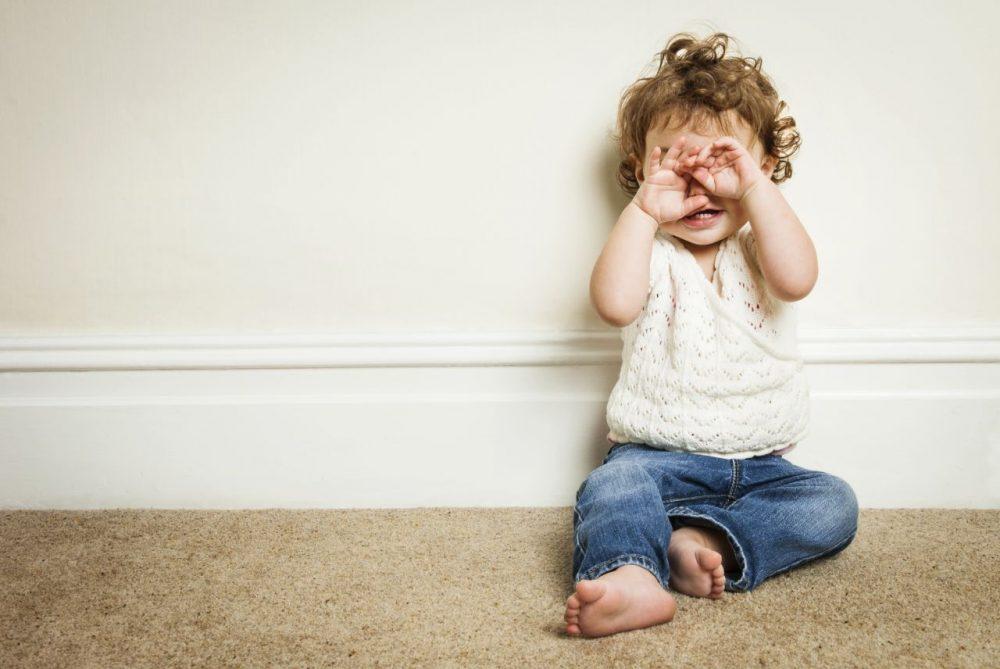 Как справляться с детскими истериками до 3 лет