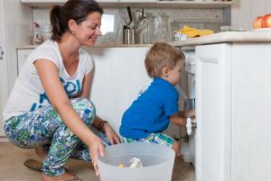 Влияние родителей на самостоятельность ребёнка
