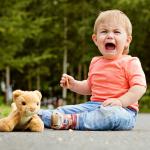 Что поможет снизить накал эмоций у ребёнка