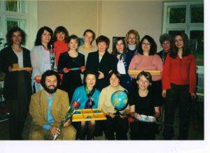Ассоциативный курс 1998