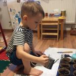 Сажаем растения с ребёнком: описание процесса и лайфхаки