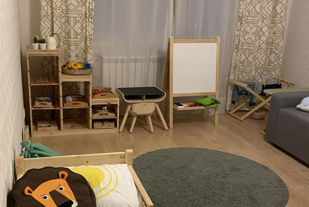 Комната ребёнка