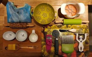 Набор кухонных инструментов ребёнка