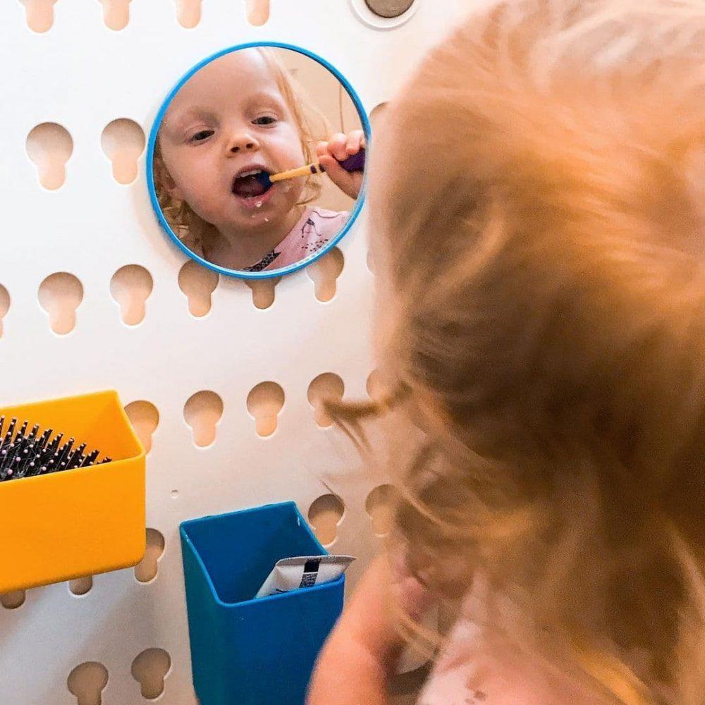 Зеркало для чистки зубов