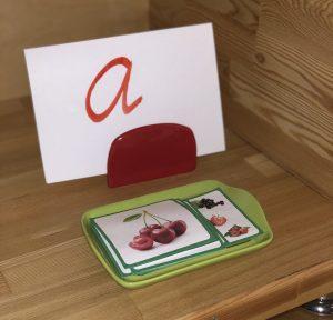 буквы и карточки для изучения языка