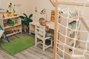 детский уголок для игр и творчества