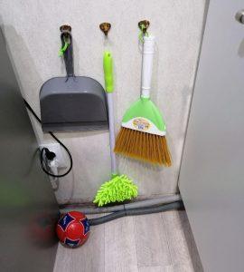 Детские инструменты для уборки