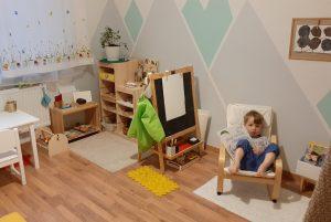 развиваем ребёнка до 3 лет по монтессори дома