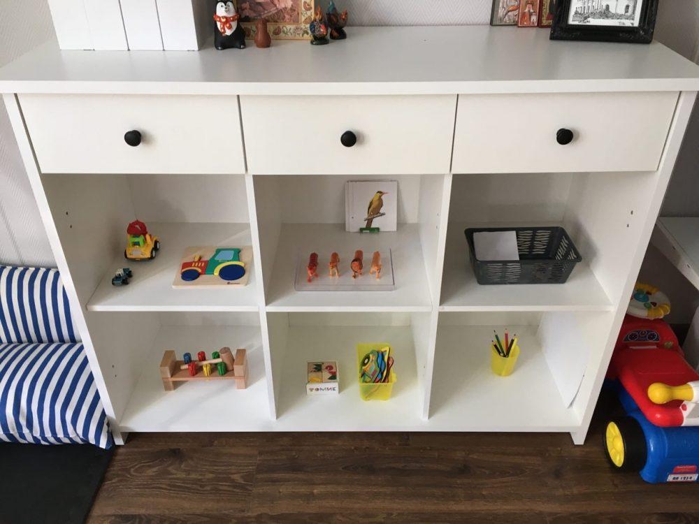 Игрушки для ребёнка двух лет
