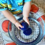 Игры с водой для развития детей до 3 лет