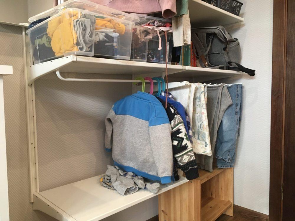 гардероб до