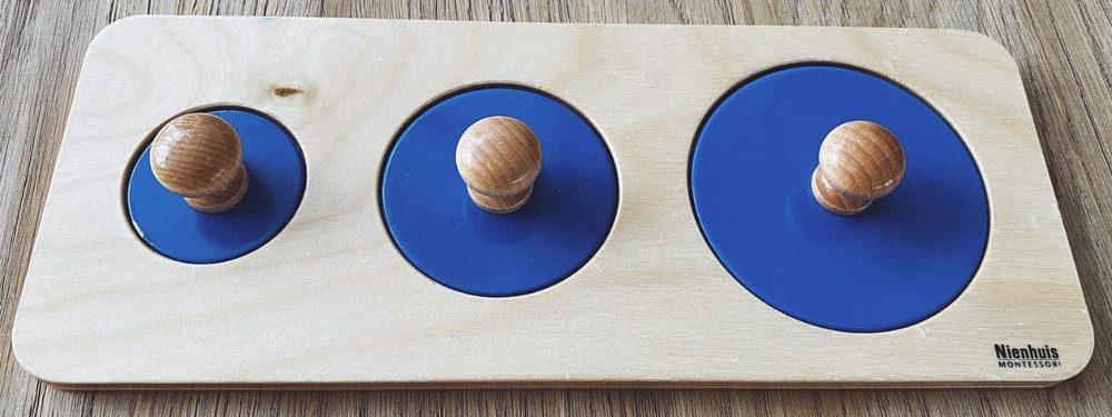 Рамки-вкладыши с круглыми формами