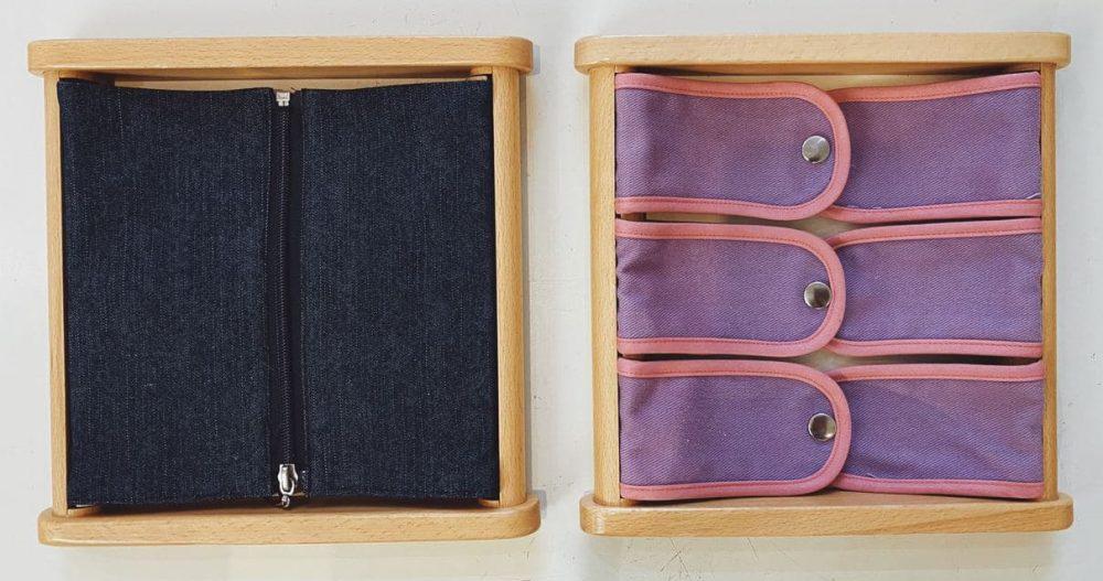 Рамки с застёжками