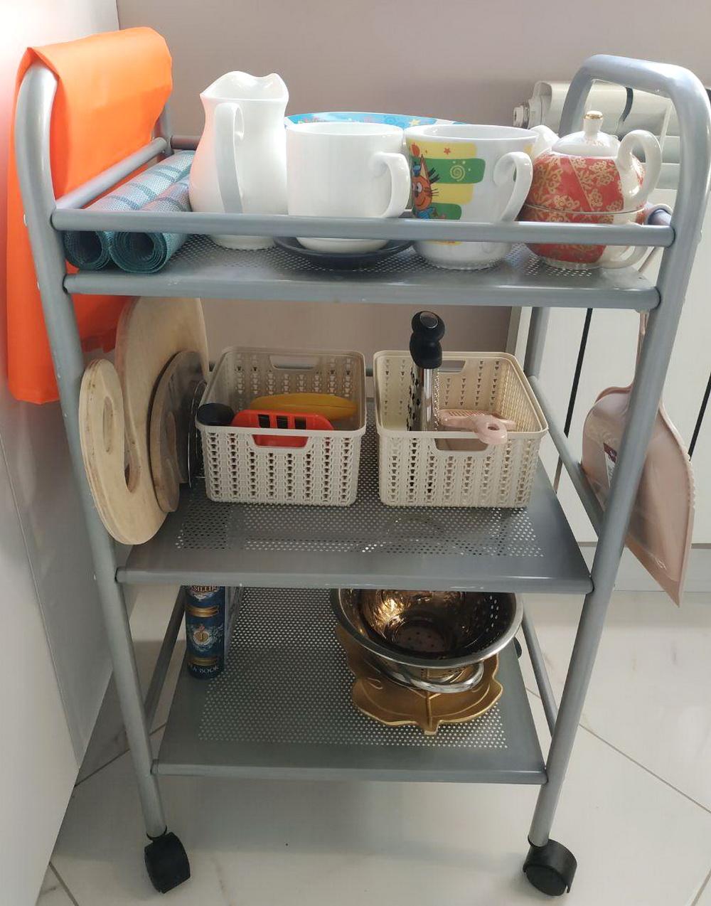 Детские кухонные принадлежности