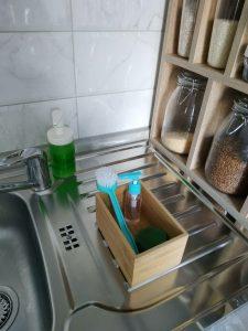 Детский набор для мытья посуды