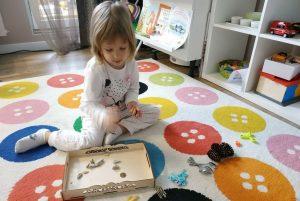Ребёнок 3 лет развивается дома