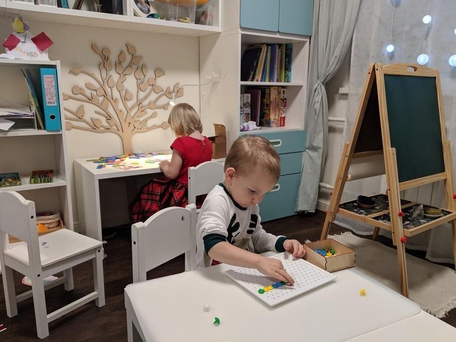 Как развивать ребёнка в 4,5 года дома и не забыть о себе