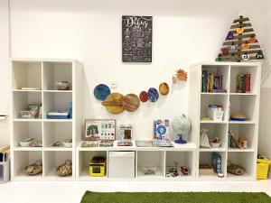 Домашняя Монтессори-среда для младшего ребёнка