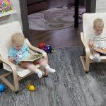 Развитие двойняшек по Монтессори: история Надежды, Кати и Димы