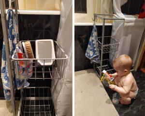 Уход за собой в развитии ребёнка 1 год 1 мес.
