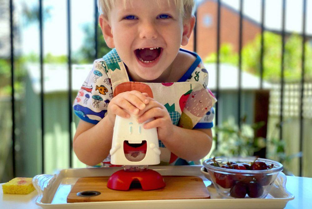 Что трёхлетний ребёнок может готовить сам