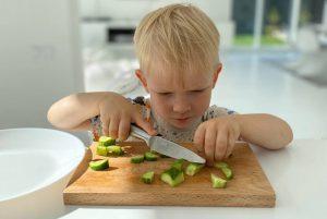 Детская кухня по Монтессори