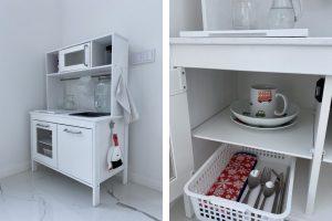 Кухня для малыша