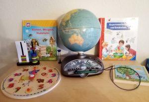 Материалы об окружающем мире для малышей