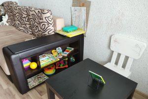 Идеи для ребенка в маленькой квартире
