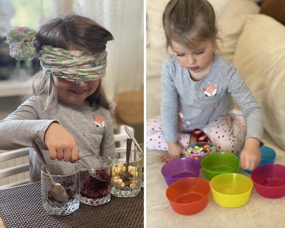 научить ребёнка играть самостоятельно просто