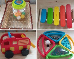 игрушки в 1 год
