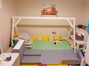 кровать для грудного ребёнка
