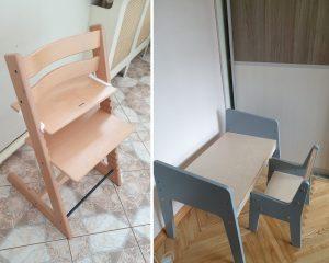трипп трап и столик