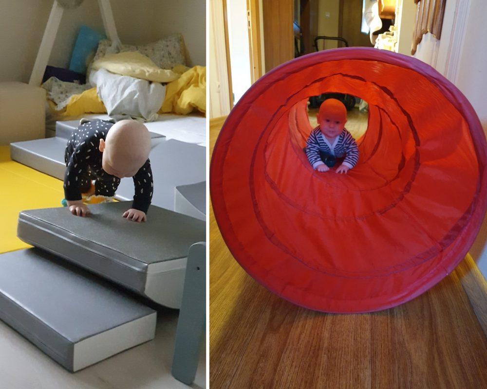 малыш и активность дома