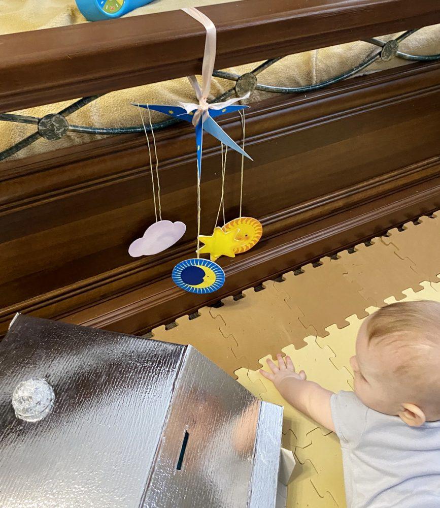 Игрушки для ребёнка 7 месяцев