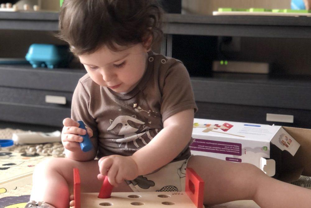 Создаём условия для развития ребёнка на даче: история Кристины и Оливии