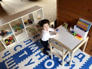 Как жить на даче с ребенком