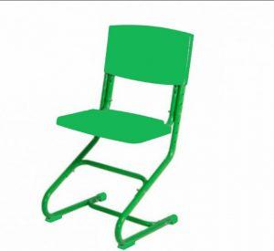 зелёный стульчик
