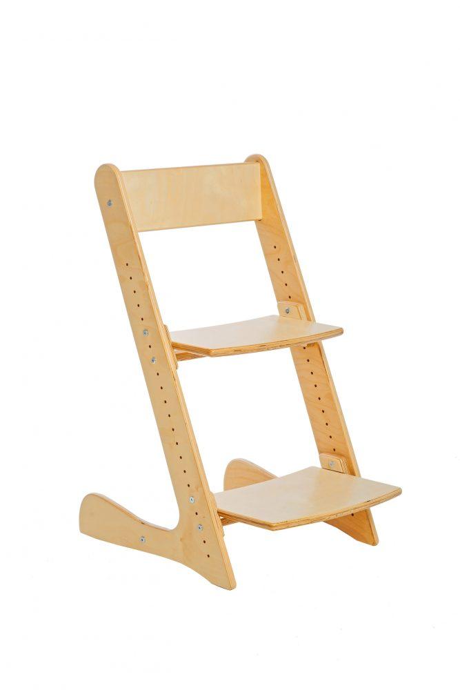 стул прямая спинка