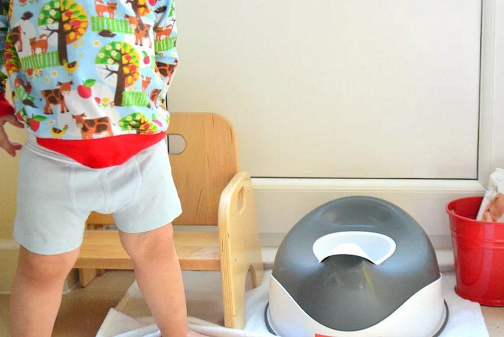 Как и когда отучать ребёнка от подгузников