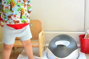 Как отучить ребёнка от подгузников