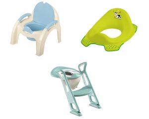 горшок и сиденье